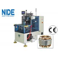 Quality Automatic Working up and down low noise Stator Wire Lacing Machine for electric motor for sale