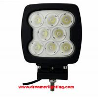 Quality 80W IP68 water-proof led work light for truck for sale
