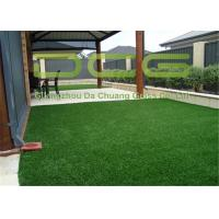 Quality Environmentally Friendly Realistic Fake Grass / Indoor Artificial Grass Backyard for sale
