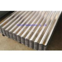 Quality Hot Dipped Galvanized Corrugated Steel Sheet For Roofing SGCC, DX51D, DX52D for sale