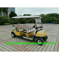 Quality Mini 4 Wheel Drive Electric Golf Carts With 48V Dry Battery For Hotel HS CODE 8703101900 for sale