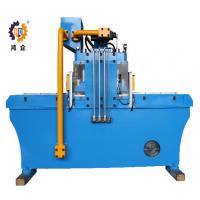 Quality 40T Precise Hydraulic Die Press Machine For Screen Protecor With Double Station for sale