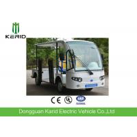 Quality Low Noise Smart Electric Sightseeing Car / 4 Seater Electric Car for sale