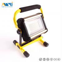 Quality Portable 50W Exterior LED Flood Lights Rechargeable Industrial Flood Light for sale
