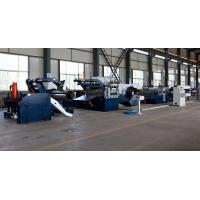 Quality GI / PPGI / PPGL Automatic Metal Sheet Cutting Machine Steel Coil Slitting Line for sale