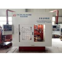 China CNC Double-Spindle Flange Drilling Machine Model FLZ500-30-2,Flange Drilling Machine on sale