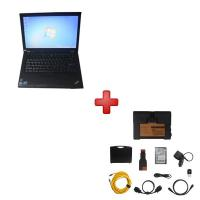 Buy cheap Super BMW ICOM A2 BMW Diagnostic Tools With  2018.5V HDD Plus Lenovo T410 Laptop Support Multi Languages from wholesalers