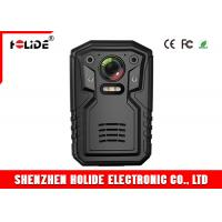Quality GPS 4G Wifi Police Body Cameras 1296P Worn Recorder Real Time Positioning 3600mAh Battery for sale