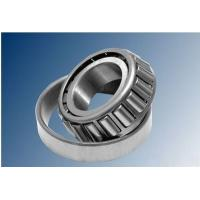Quality High Precision Single Row Tapered Roller Bearings Stainless Steel With Heat Treatment for sale