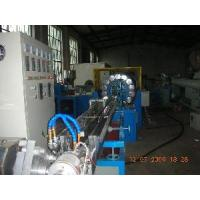 Quality SJ65/28 PVC Fiber Reinforced Soft Hose Extrusion Line (16-40MM) for sale