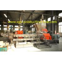 Quality Economic Extruded Styrofoam Sheets XPS Foam Board Production Line for sale