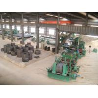 Quality HRC Material Spiral Welded Pipe Mill Large Diameter Customizable Design for sale