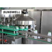 Quality Stable Juice Filling Machine Cooling Tunnel  Without Hygiene Dead Angle for sale