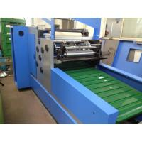 Quality Kitchen Aluminum Foil Rewinding Machine , Paper Rewinding  Siemens Mitsubishi for sale
