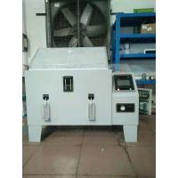 China 270 Liters Salt Spray Test Machine , Salt Spraying Chamber With Touch Screen Panel for sale