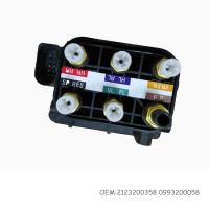 Quality 2123200358 0993200058 Air Suspension Valve Block For Mercedes - Benz W212 W222 Air Pump Valve for sale