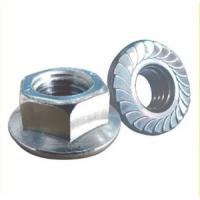 Buy Metals Stainless Steel Bolts and Nuts , hex flange nuts for Go Kart at wholesale prices