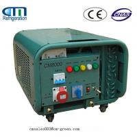 Buy cheap Super Speed Full Automatic Gas Refrigerant Recovery Machine CE from wholesalers