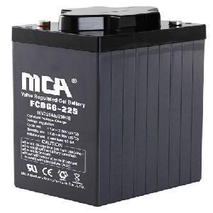 Quality Solar Power Storage Battery -6v225ah for sale