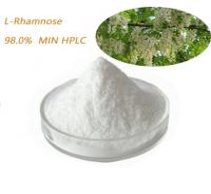 Buy Food Additives Rutin Powder L Rhamnose White Crystalline Powder 98.0% By HPLC at wholesale prices