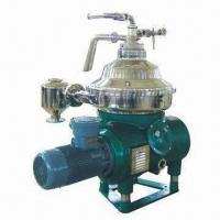China Disc Automatic Centrifuge, Separation Takes Place in Bowl Assembly on sale