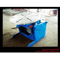 Quality High Precision Pipe Welding Positioners With Turning / Revolve Table HB30 3000KG for sale