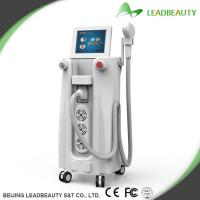 China Vertical 808nm diode laser hair removal machine on sale