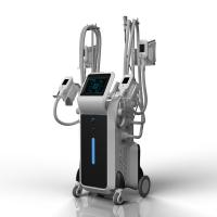 Buy cheap 4 handles lipo cryo cryotherapy zeltiqs cryolipolyse system cool tech fat from wholesalers