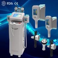 China Non-invasive Non-surgical Cryolipolysis RF Cavitation Slimming Beauty Instrument on sale