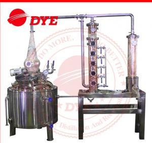 Quality Semi-Automatic Home Distillation Equipment , Micro Distillery Equipment for sale