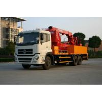Quality Dongfeng 6x4 16m Bucket Bridge Inspection Equipment , Detection Operating Vehicle for sale