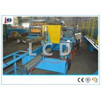 Quality Seam Lock Pipe Cold Roll Forming Machine 350H Steel Frame Hydraulic Cutting for sale