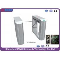 Quality Access Control Fully Automatic Stainless Steel Tripod Turnstile for sale