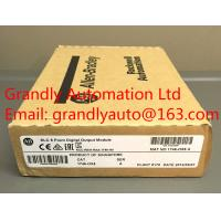 Buy cheap Allen Bradley 1756-CN2R/C ControlLogix ControlNet Bridge Module - grandlyauto@163.com from wholesalers