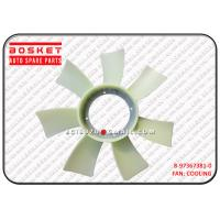 Quality Elf 4hk1 Npr75 Nqr75 Cooling Fan of Isuzu Replacement Parts 8973673810 for sale