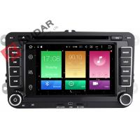 Quality Android 6.0.1 VW Car DVD Player VW Amarok Head Unit Supports 4K Video Format for sale