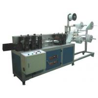 Quality Disposable Face Mask Making Machine With Aluminum Alloy Structure for sale