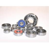 Quality Rubber Seal Pressing Machine Deep Groove Ball Bearings High Speed with Various Color for sale