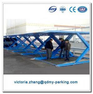 China 2m Lifting Height Hydraulic Scissor Lift for Car Parking Mini Scissor Lift Table on sale