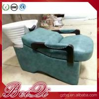 Quality Wholesale barber equipment salon suppliers shampoo station sink and chair for sale