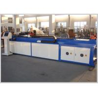 Buy Directed Feeding CNC Pipe Bending Machine Auxiliary Pushing Function Microcomputer Control at wholesale prices