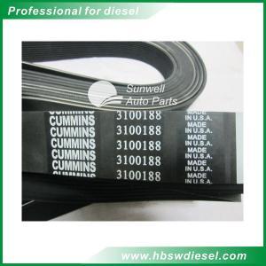 Buy Cummins ISX15 engine FAN belt 3100188 at wholesale prices