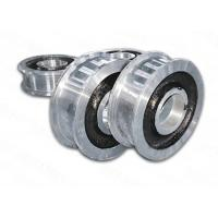 Buy cheap High quality OEM steel rail wheel for cranes manufacturer for sale from wholesalers