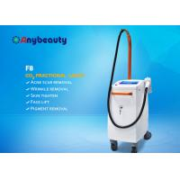 Quality Professional Laser Beauty Machine 30W F8 1550nm 50Hz 60Hz Erbium Glass Fractional Laser for sale