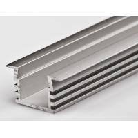 Quality Customized Aluminum Extrusion Bar With Electrophoretic Coating for sale