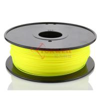 Quality Torwell Yellow PLA filament for 3D Printer 1.75mm 1KG/spool for sale