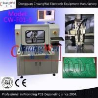 Quality PCB Depaneling Machine PCB Inline Router with 0.01 Positioning Accuracy for sale