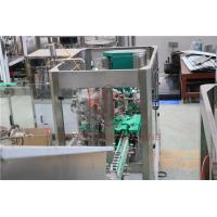Quality 250ml Slim Aluminum Beverage Can Filling Machine Tiny Production Capacity for sale