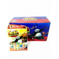 Quality KungFu Panda Sweet and sour candy with colorful  outlook for sale