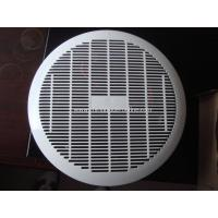 Buy cheap 8inch 10inch 12inch ceiling cambered ventilation fan(APB-25) from wholesalers